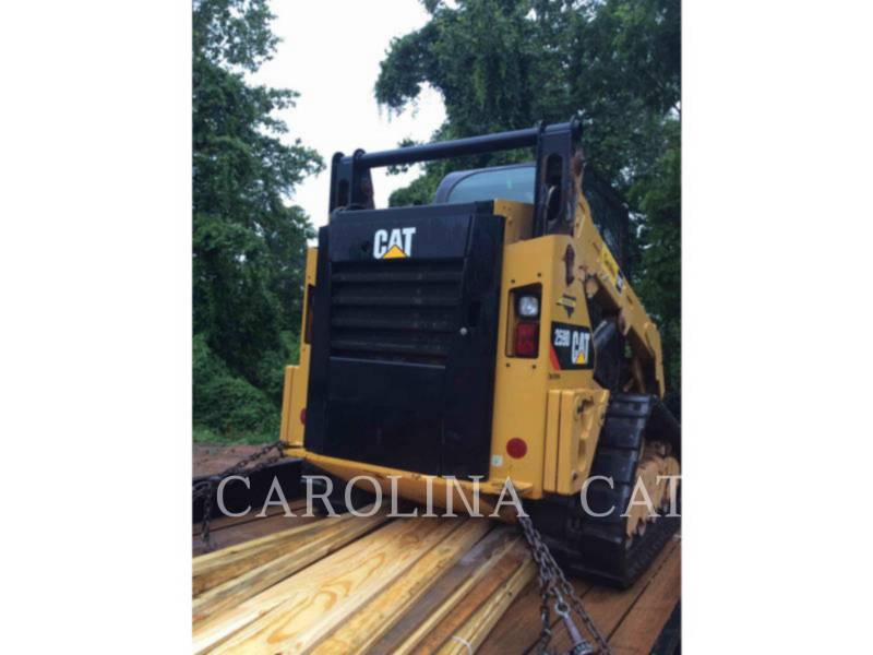 CATERPILLAR TRACK LOADERS 259D equipment  photo 2