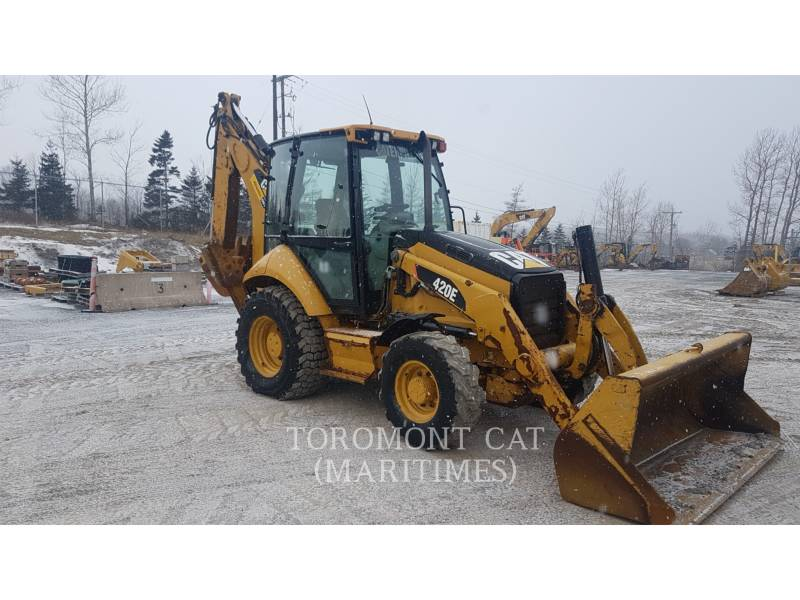 CATERPILLAR TERNE 420EST equipment  photo 6