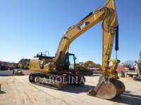 CATERPILLAR TRACK EXCAVATORS 336F QC equipment  photo 5