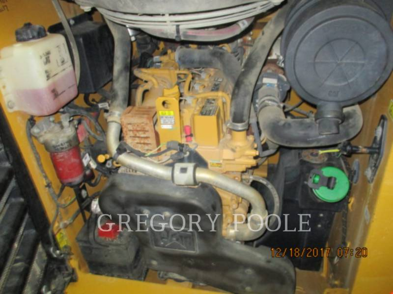 CATERPILLAR DELTALADER 279D equipment  photo 14