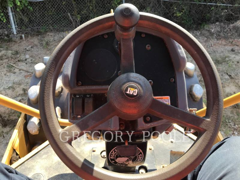 CATERPILLAR VIBRATORY SINGLE DRUM PAD CP44 equipment  photo 20