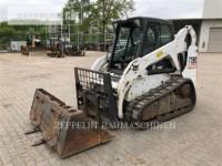 BOBCAT SKID STEER LOADERS T190 equipment  photo 5