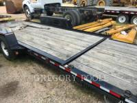 TOWMASTER REMORQUES T-12D 16 equipment  photo 1
