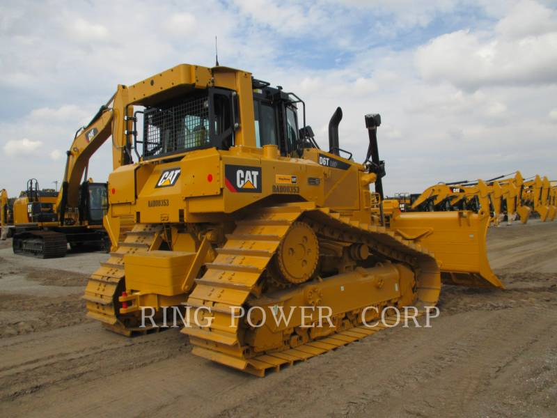 CATERPILLAR TRACK TYPE TRACTORS D6TLGPVP equipment  photo 3