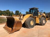 Equipment photo CATERPILLAR 980K 轮式装载机/多功能装载机 1