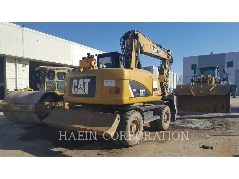 CATERPILLAR KOPARKI KOŁOWE M313D equipment  photo 10