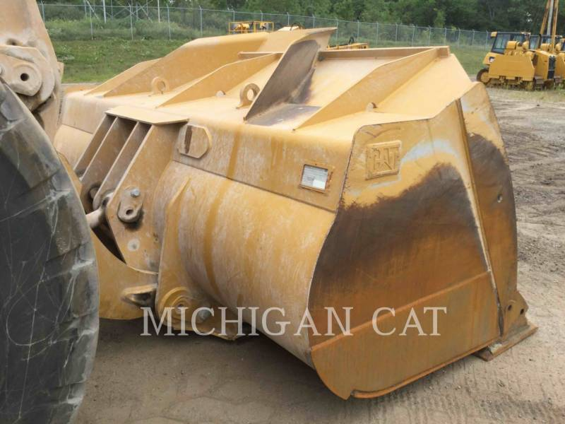 CATERPILLAR WHEEL LOADERS/INTEGRATED TOOLCARRIERS 980M equipment  photo 23