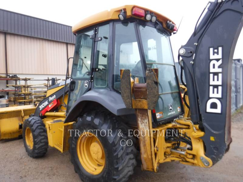 JOHN DEERE BACKHOE LOADERS 310SK equipment  photo 4