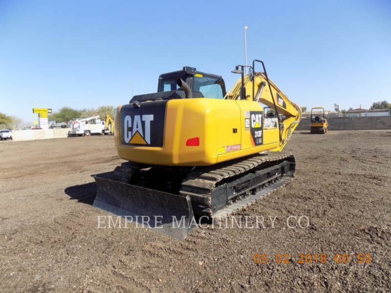 CATERPILLAR TRACK EXCAVATORS 313FL GC P equipment  photo 3