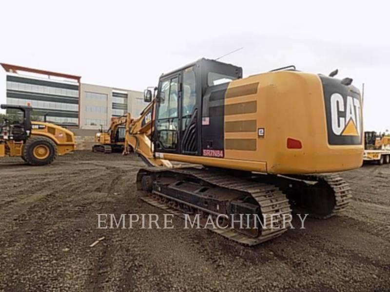 CATERPILLAR ESCAVATORI CINGOLATI 316EL equipment  photo 3
