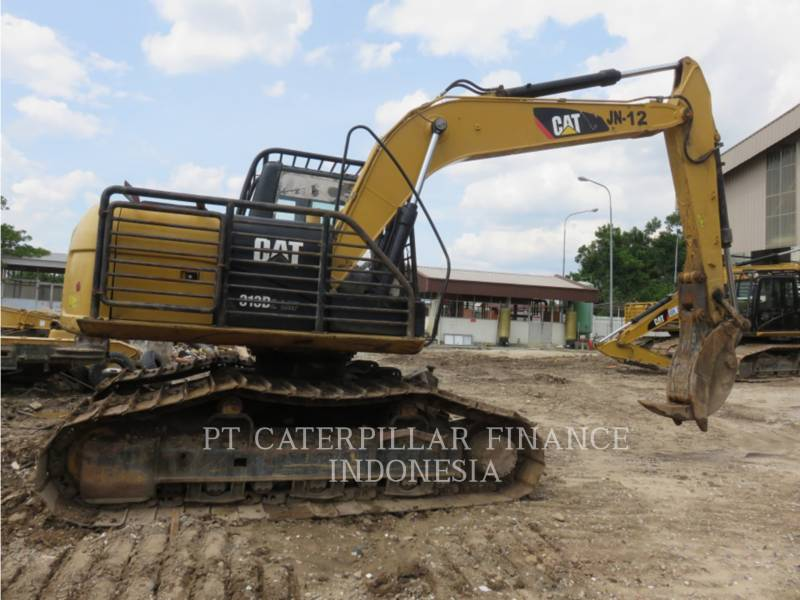 CATERPILLAR TRACK EXCAVATORS 313D2LGP equipment  photo 4