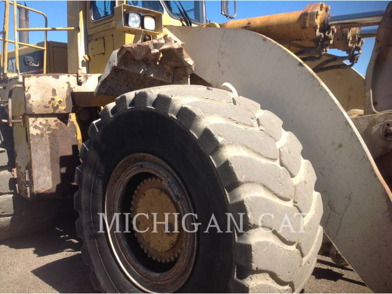 CATERPILLAR WHEEL LOADERS/INTEGRATED TOOLCARRIERS 988F equipment  photo 18