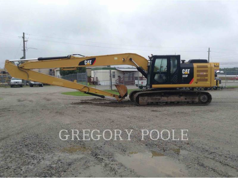 CATERPILLAR PELLES SUR CHAINES 323F L equipment  photo 7