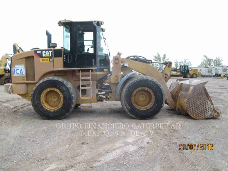 CATERPILLAR PÁ-CARREGADEIRAS DE RODAS/ PORTA-FERRAMENTAS INTEGRADO 928HZ equipment  photo 2