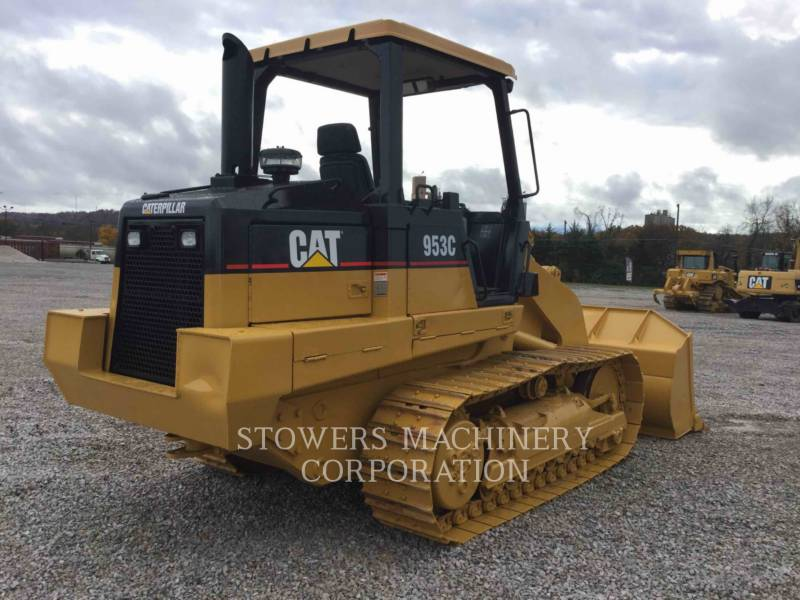 CATERPILLAR CARGADORES DE CADENAS 953C equipment  photo 3