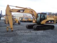 CATERPILLAR トラック油圧ショベル 320CL equipment  photo 3