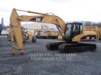CATERPILLAR KOPARKI GĄSIENICOWE 320CL equipment  photo 3