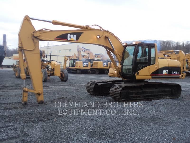CATERPILLAR TRACK EXCAVATORS 320CL equipment  photo 3