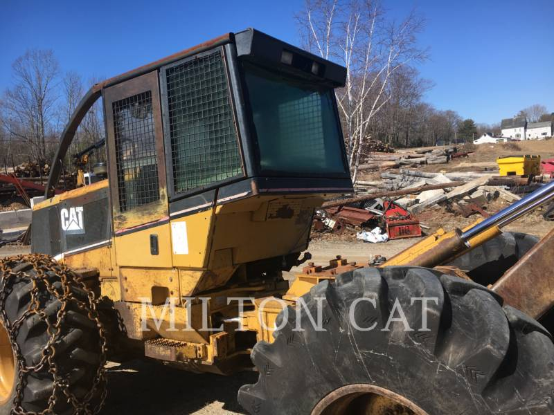 CATERPILLAR FORESTRY - SKIDDER 515 equipment  photo 3