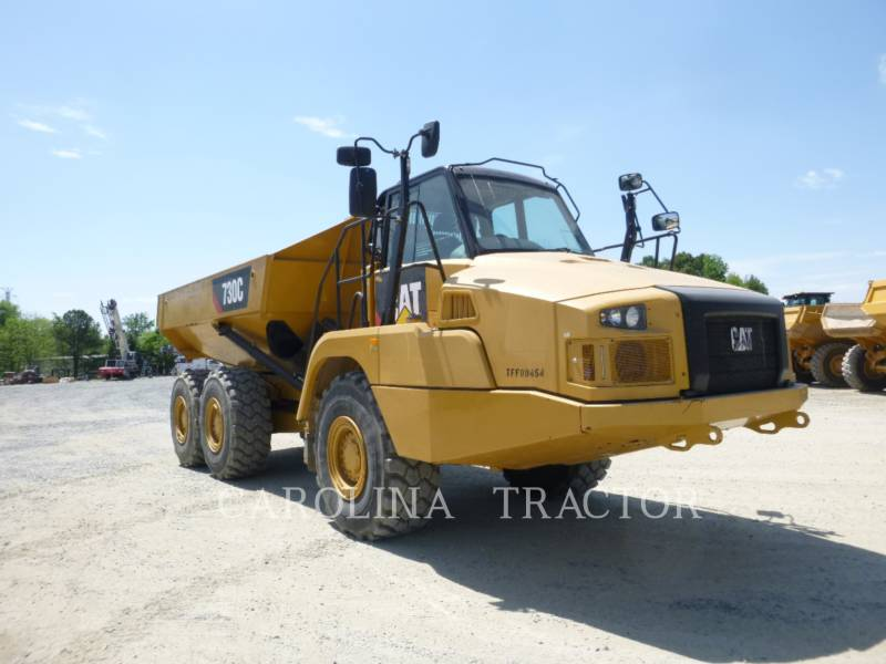 CATERPILLAR CAMINHÕES ARTICULADOS 730C equipment  photo 5