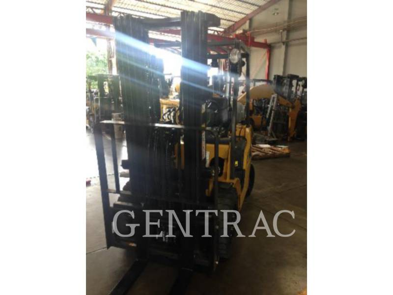 MITSUBISHI CATERPILLAR FORKLIFT FORKLIFTS GP25NM3 equipment  photo 2