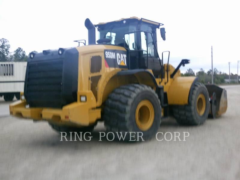 CATERPILLAR ホイール・ローダ/インテグレーテッド・ツールキャリヤ 950M3VQC equipment  photo 4