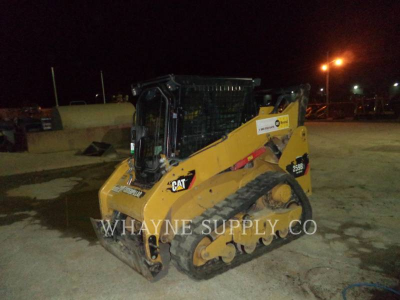 CATERPILLAR MULTI TERRAIN LOADERS 259B3 CAB equipment  photo 1