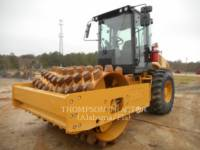 CATERPILLAR COMPACTEUR VIBRANT, MONOCYLINDRE À PIEDS DAMEURS CP54B equipment  photo 6