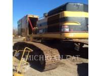 CATERPILLAR TRACK EXCAVATORS 345B MH equipment  photo 3