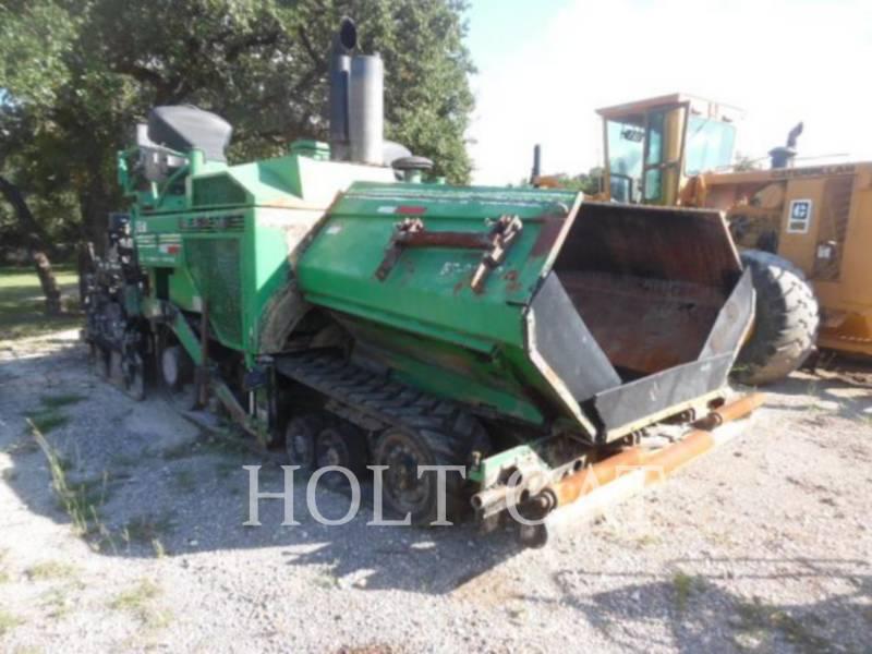 BARBER GREENE ROZŚCIELACZE DO ASFALTU 2455D equipment  photo 1