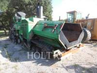 Equipment photo BARBER GREENE 2455D ASPHALT PAVERS 1