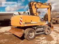 LIEBHERR KOPARKI KOŁOWE A904CLIT equipment  photo 3