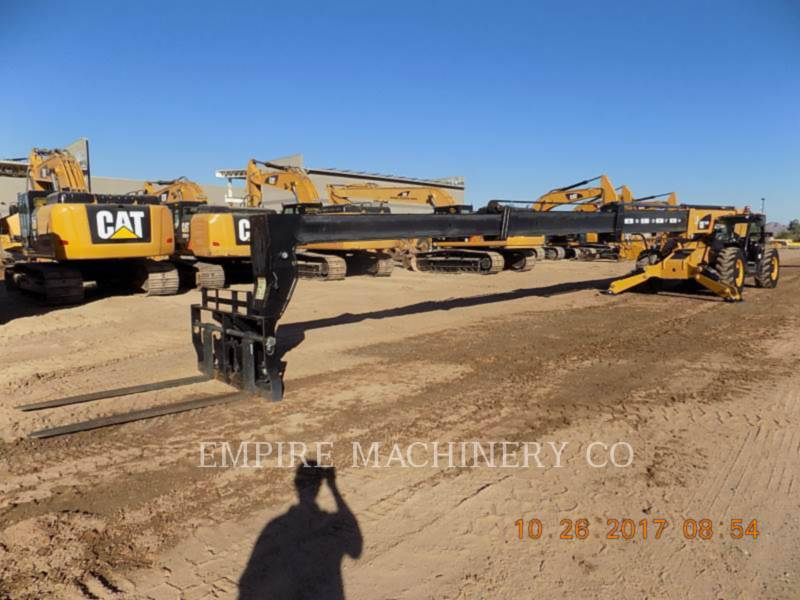 CATERPILLAR テレハンドラ TL1255D equipment  photo 4