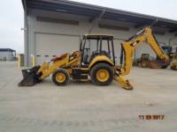 CATERPILLAR BAGGERLADER 420F2IT equipment  photo 8