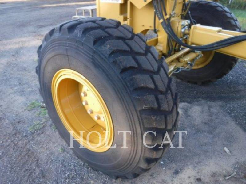 CATERPILLAR MOTORGRADER 140M3 equipment  photo 9