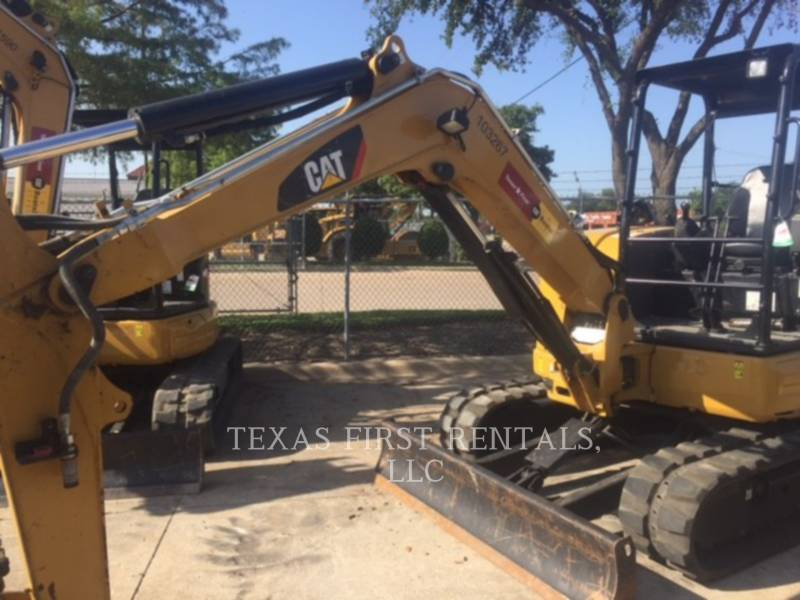 CATERPILLAR EXCAVADORAS DE CADENAS 305.5E CR equipment  photo 6