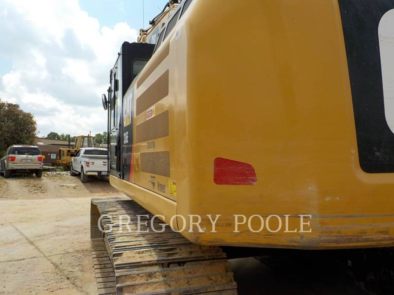 CATERPILLAR TRACK EXCAVATORS 336EL H equipment  photo 9