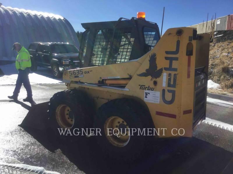 GEHL COMPANY MINICARGADORAS SL5635 equipment  photo 4
