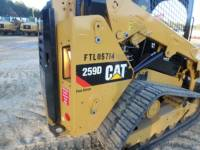 CATERPILLAR CARGADORES MULTITERRENO 259D equipment  photo 21