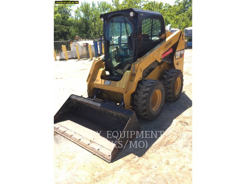 CATERPILLAR MINICARGADORAS 236DSTD1CA equipment  photo 1