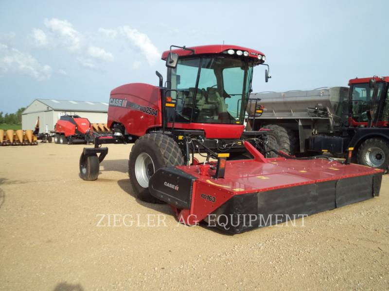 CASE/NEW HOLLAND AG HAY EQUIPMENT WD2504 equipment  photo 5