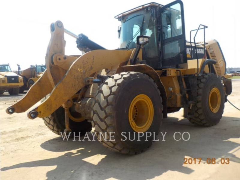 CATERPILLAR MINING WHEEL LOADER 966M equipment  photo 2