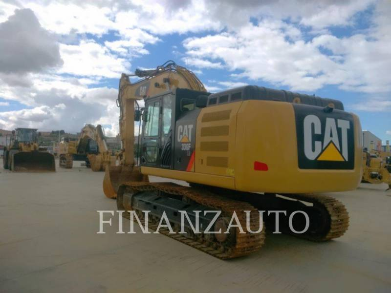 CATERPILLAR TRACK EXCAVATORS 330FLN equipment  photo 3