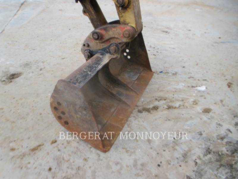 CATERPILLAR EXCAVADORAS DE CADENAS 305ECR equipment  photo 11