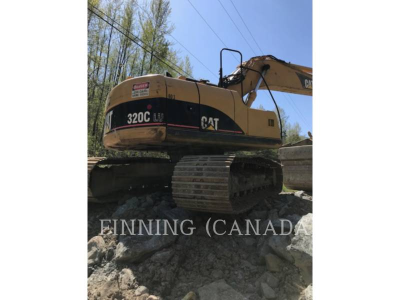 CATERPILLAR EXCAVADORAS DE CADENAS 320CLRR equipment  photo 3