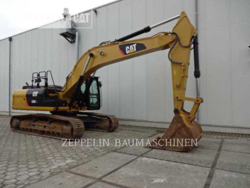 CATERPILLAR ESCAVATORI CINGOLATI 329D2L equipment  photo 7