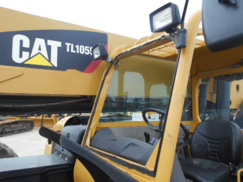 CATERPILLAR TELEHANDLER TL1055 equipment  photo 14
