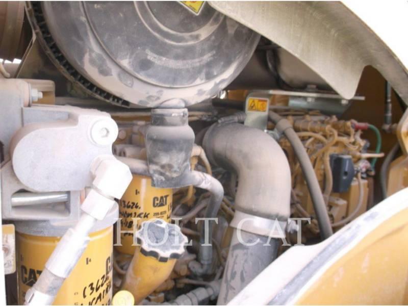 CATERPILLAR COMPATTATORE A SINGOLO TAMBURO VIBRANTE LISCIO CS56 equipment  photo 15
