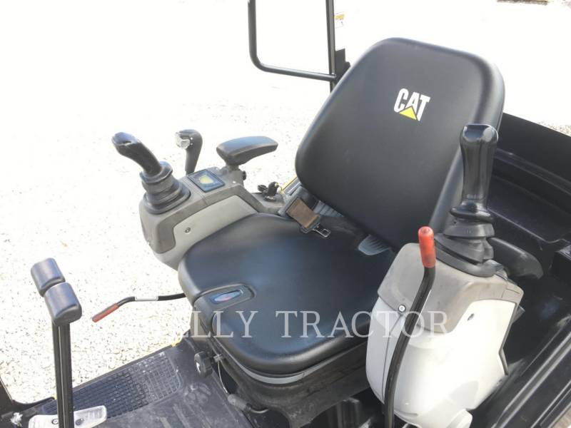CATERPILLAR EXCAVADORAS DE CADENAS 301.7D equipment  photo 11