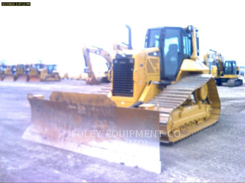 CATERPILLAR TRACK TYPE TRACTORS D6NLGPVPA equipment  photo 2